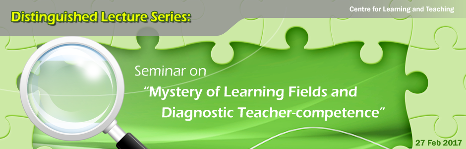 Centre For Learning And Teaching Clt Seminar On Mystery Of